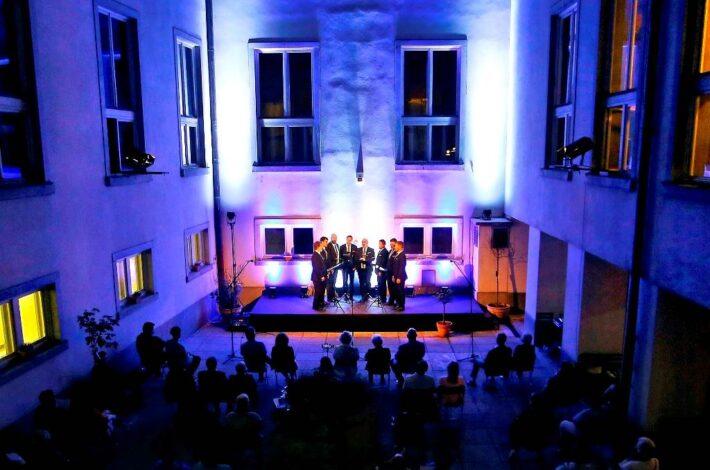 Plečnik & a-cappella: arhitektura in vokalna glasba v medsebojnem dialogu