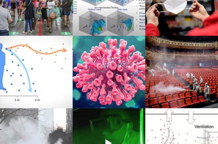 Petje in COVID-19: raziskave in prakse – posodobljena stran