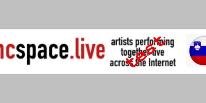 Pridružite se testiranju spletne platforme syncspace.live za hkratno muziciranje na daljavo