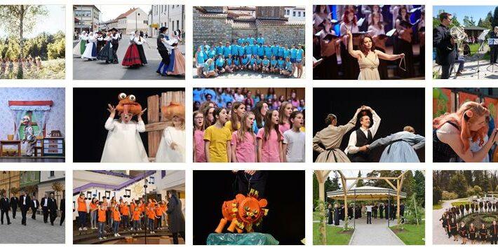 Spletni informativni dnevi kulturnih društev 2021