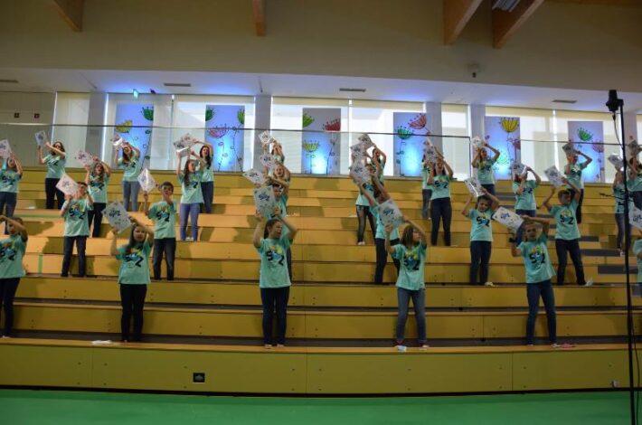 Slovenski otroški zbor od 27. junija do 3. julija 2021