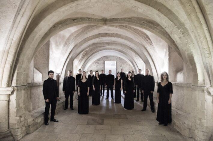 Posnetek koncerta zbora Tenebrae
