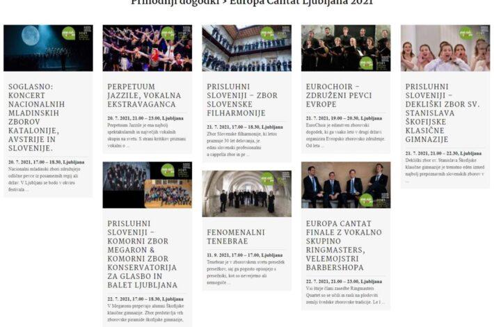Vstopnice še na voljo – nakup prek spletne strani europacantat.jskd.si in mojekarte.si