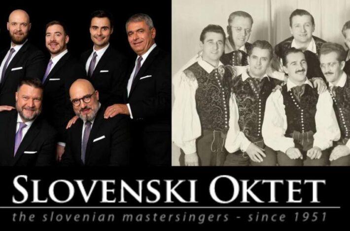 Slovenski oktet – že 70 let